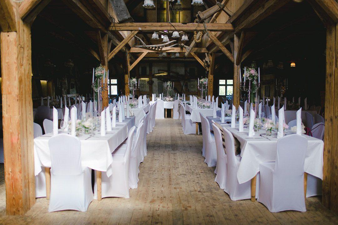 Landgasthof Lenderstuben Scheune Festsaal
