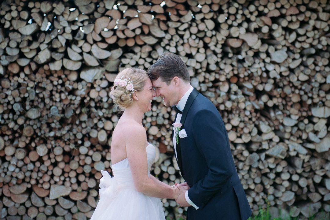 5 gute Gründe für den First Look bei einer Hochzeit