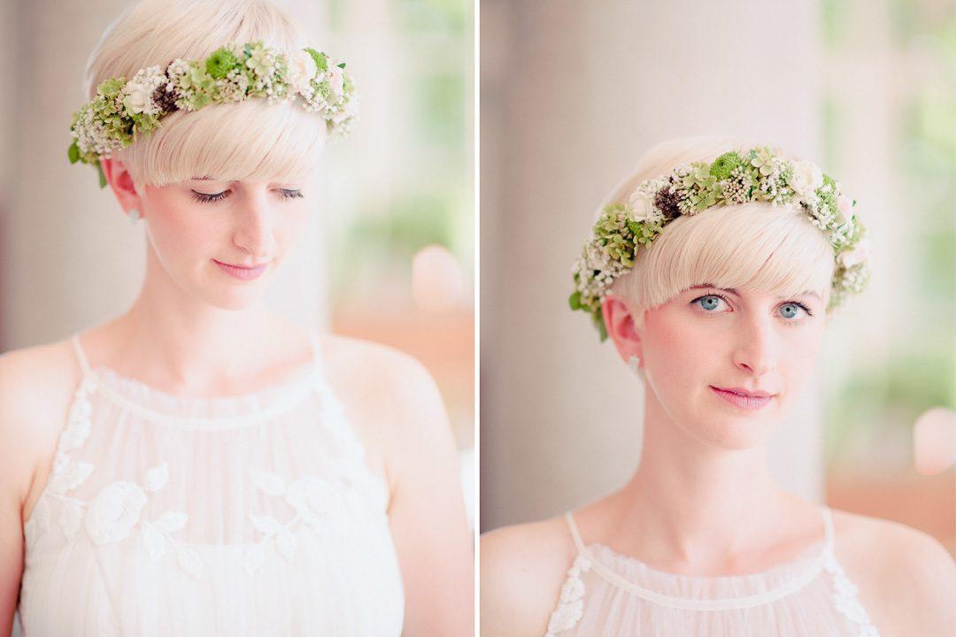 Braut Make-up und Haarstyling vom Profi