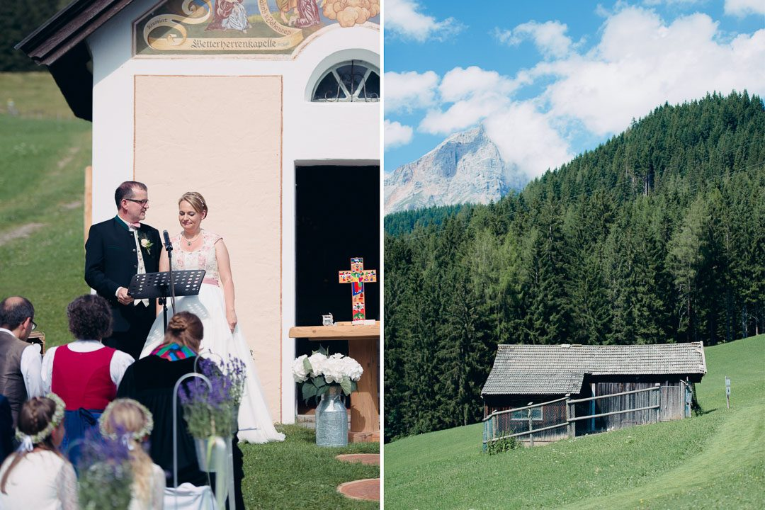 Wetterherrenkapelle Maria Alm Heiraten