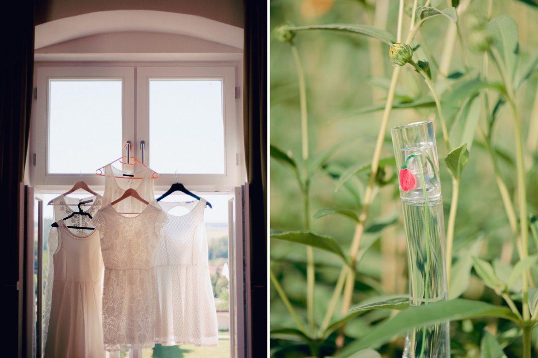 Detailfotos von Hochzeitsreportage