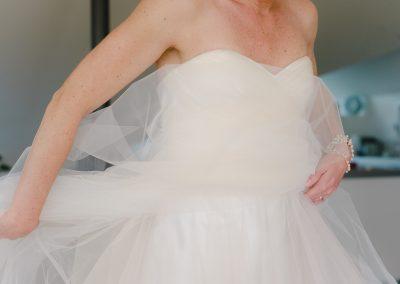 Braut Ankleiden Getting Ready