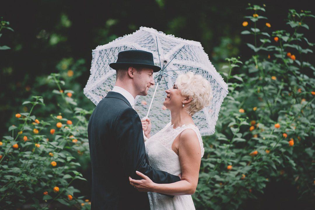 Gute Gründe für den First Look an der Hochzeit