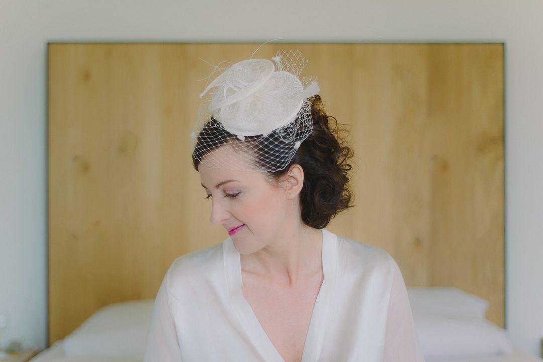 Make-up und Brautfrisur Call the Midwife