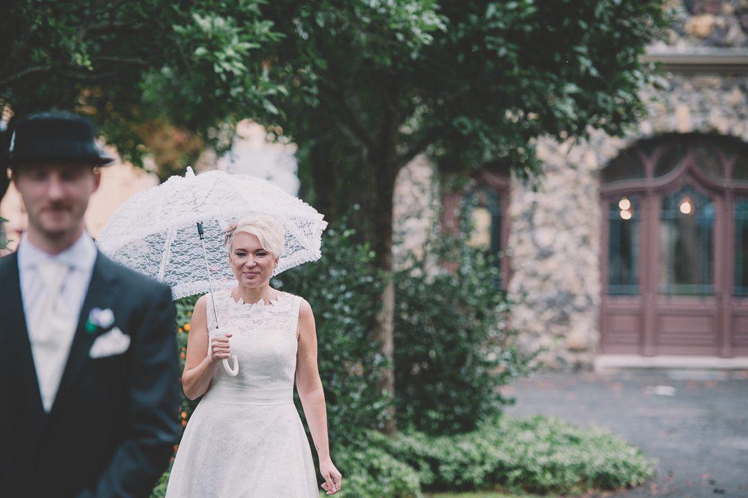 First Look für die Hochzeitsbilder ja oder nein