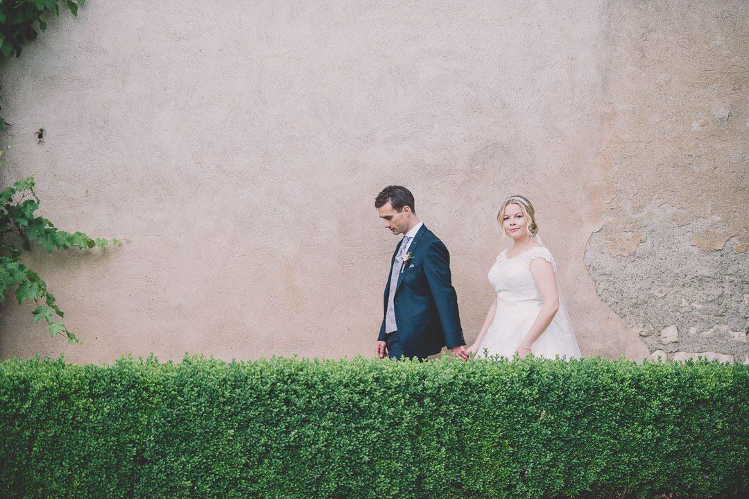 Hochzeitsfotos auf Burg Harburg
