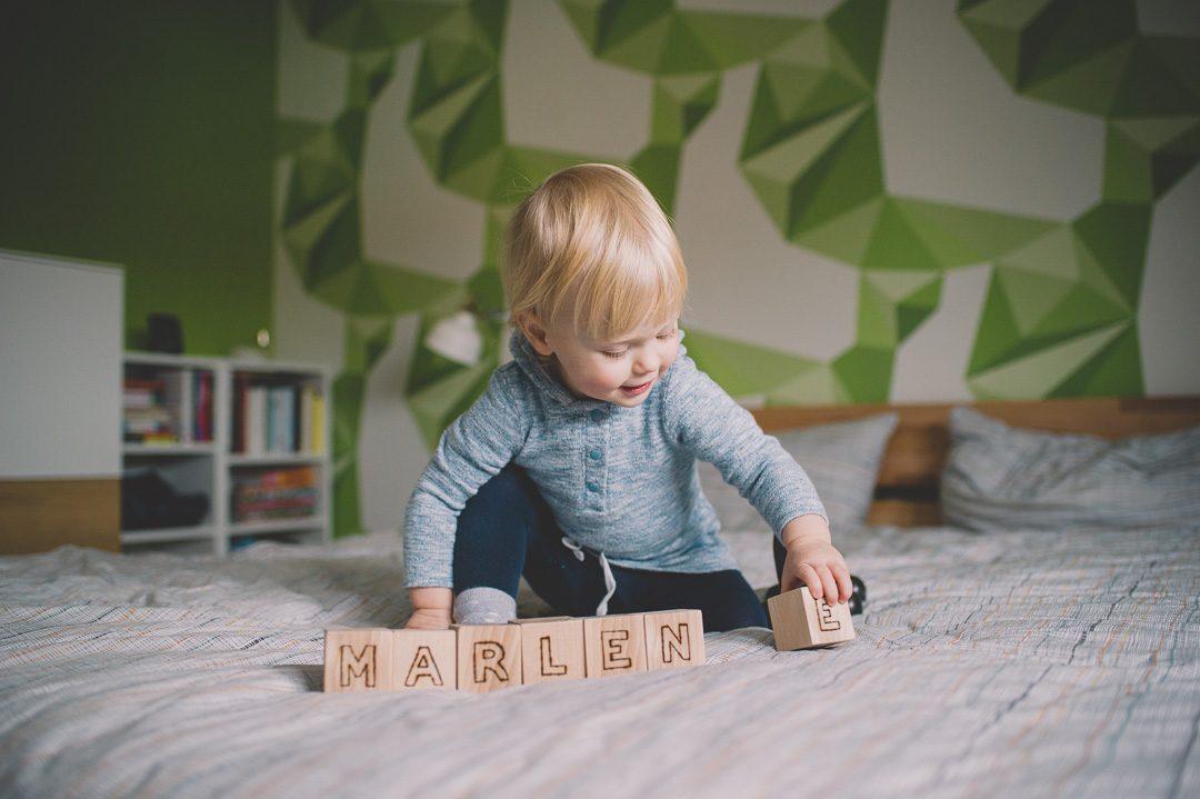 Holzbuchstaben Marlene