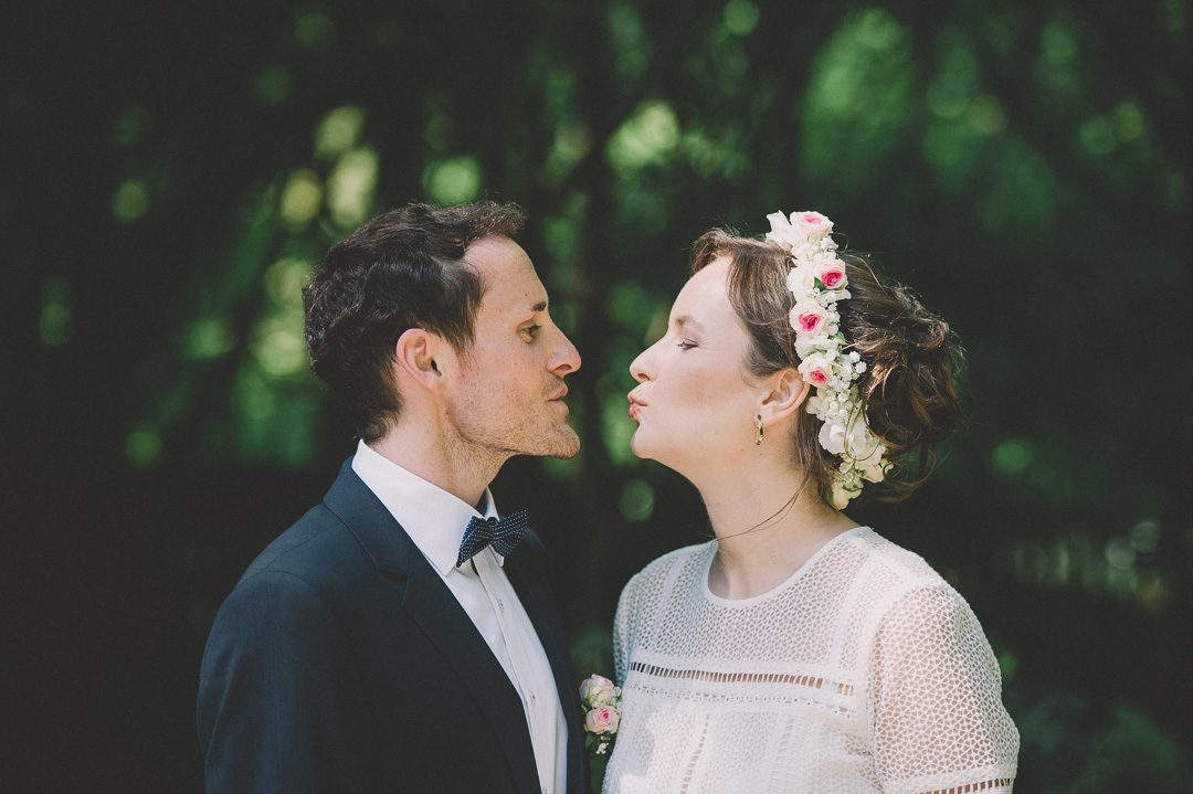 Heiraten im Botanischer Garten Augsburg