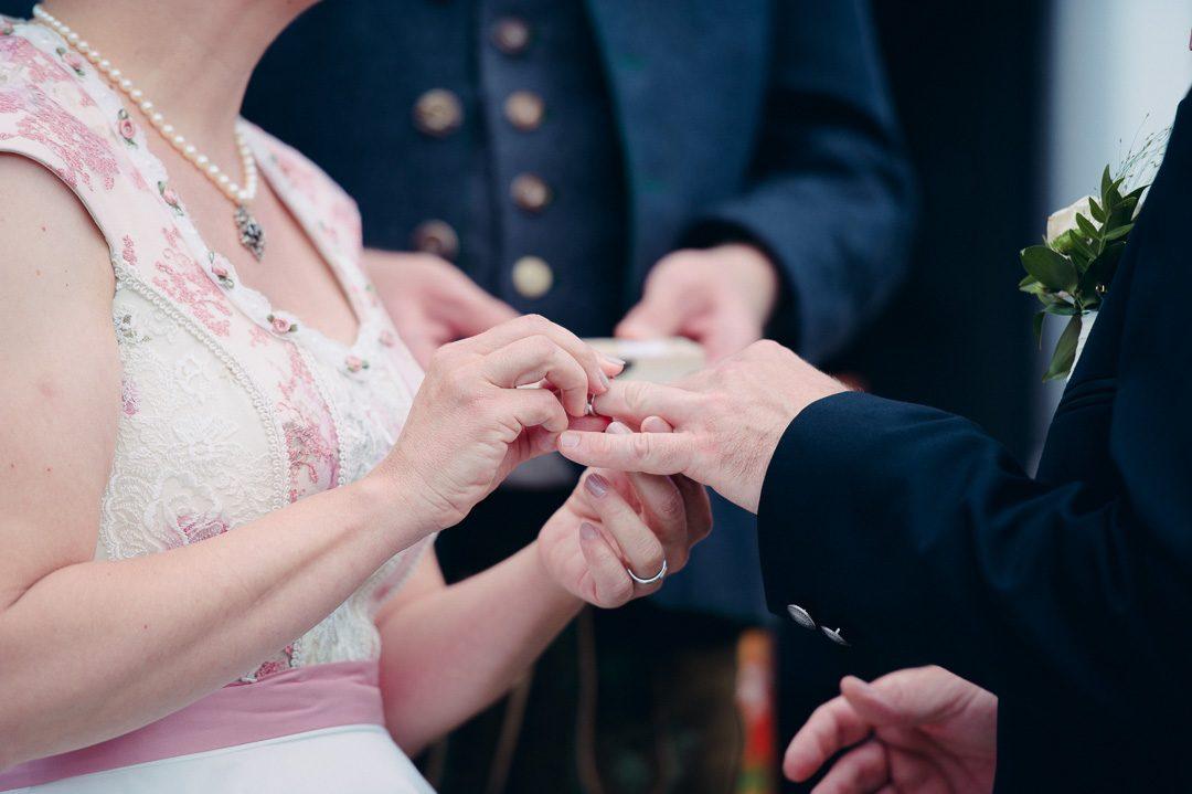 Heiraten auf der Jufenalm Maria Alm