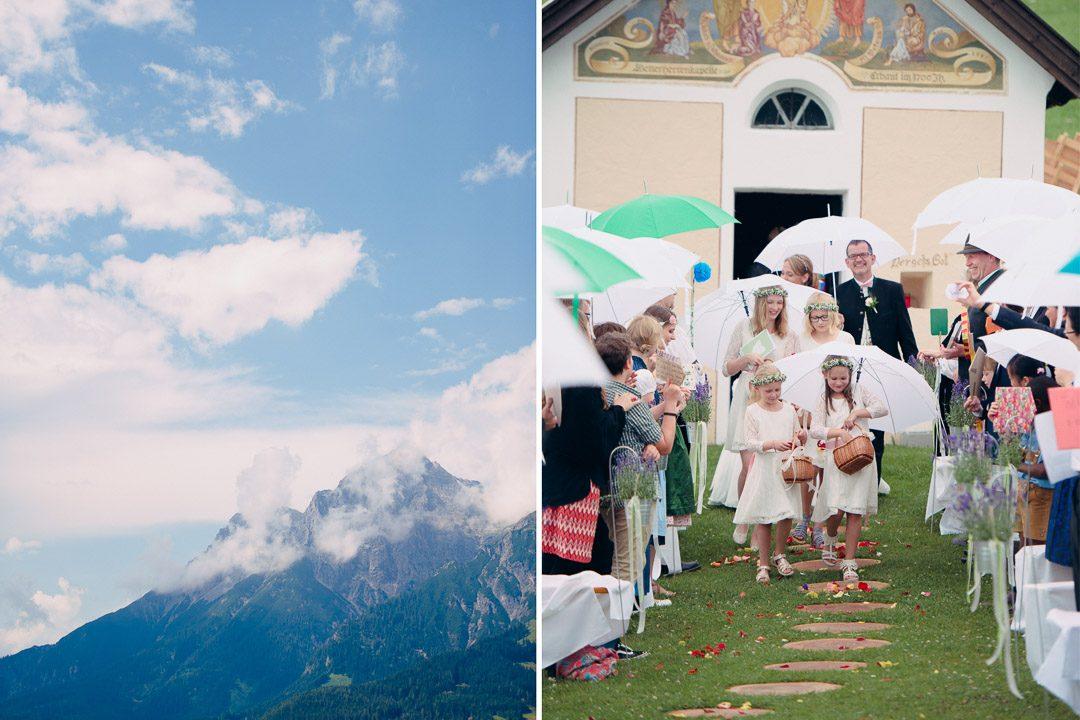 Hochzeitsreportage Jufenalm Maria Alm