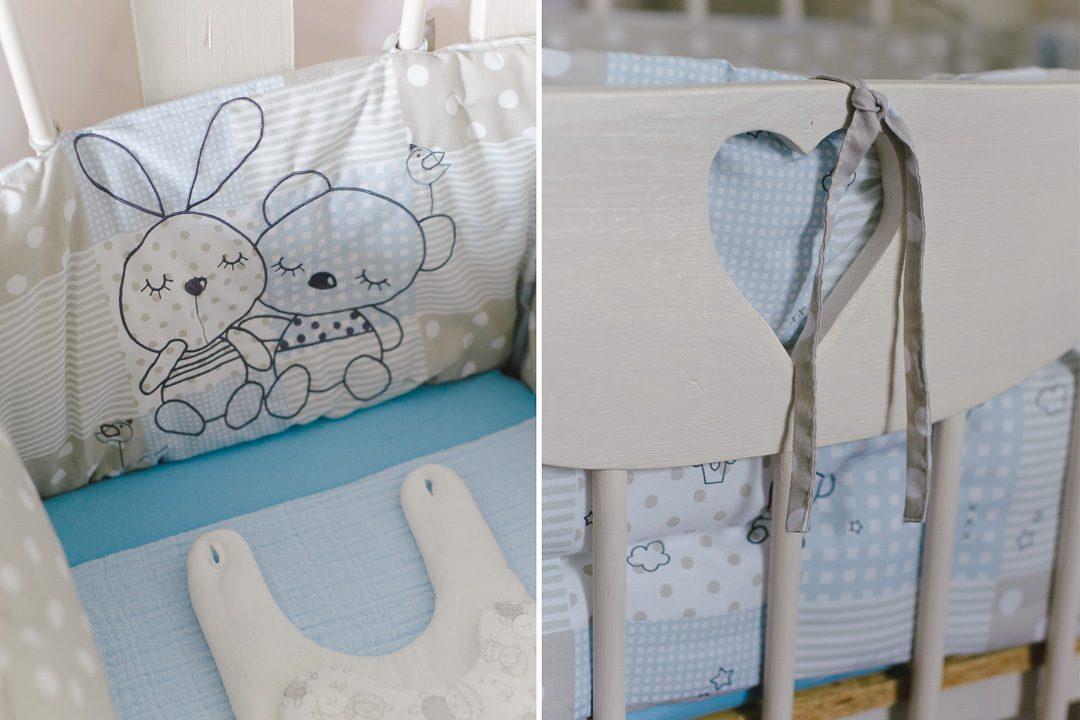 Kleiner Prinz Babyzimmer Deko