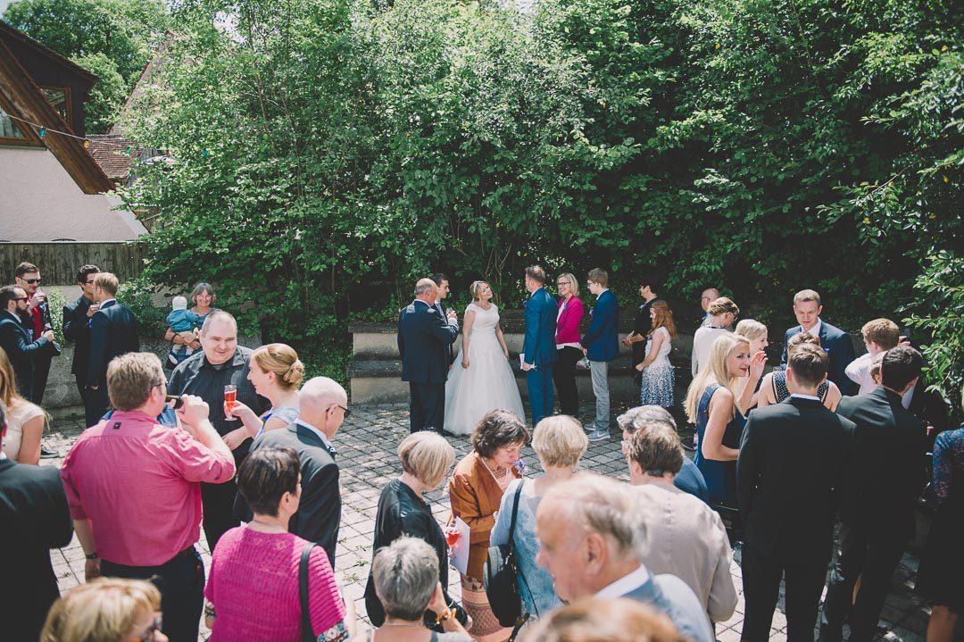 Gruppenfotos Hochzeit Harburg