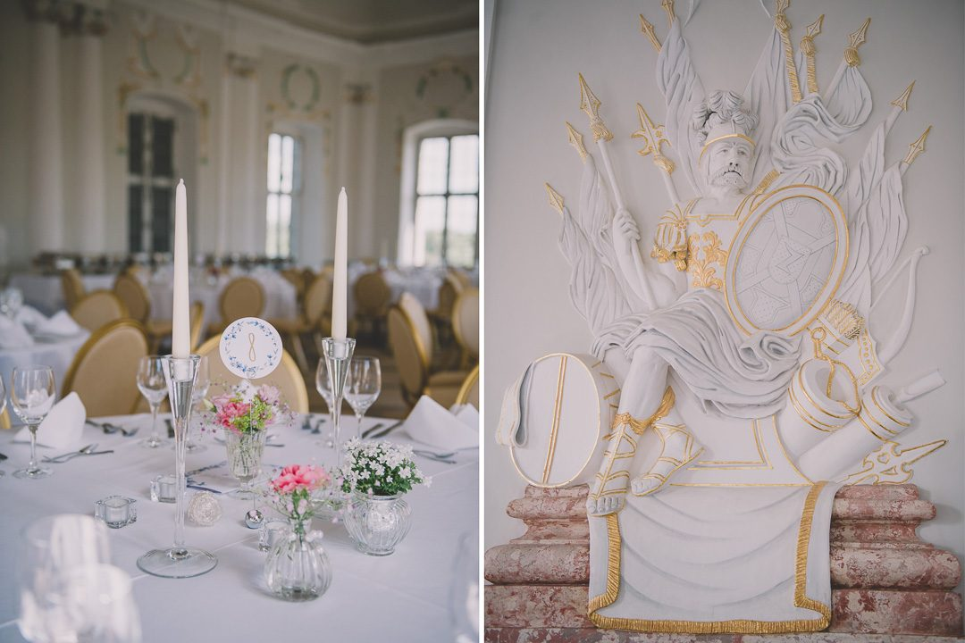 Stilvoll feiern im Festsaal Burg Harburg