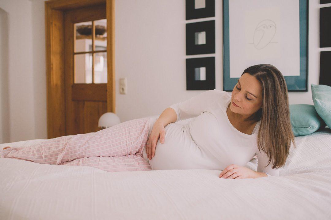 Schwangerschaftsfotos in Augsburg