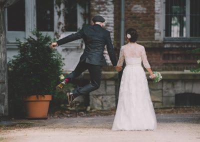 Fröhliche Hochzeitsfotos Fotograf Hochzeit Petsy Fink