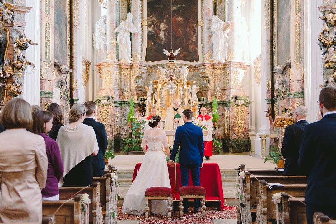 Heiraten in der Klosterkirche Holzen