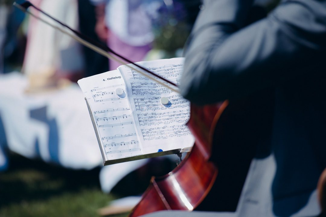 Musik bei Hochzeit Jufenalm Maria Alm