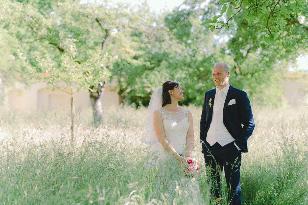 Heiraten im Frühling in Kloster Holzen Allmannshofen