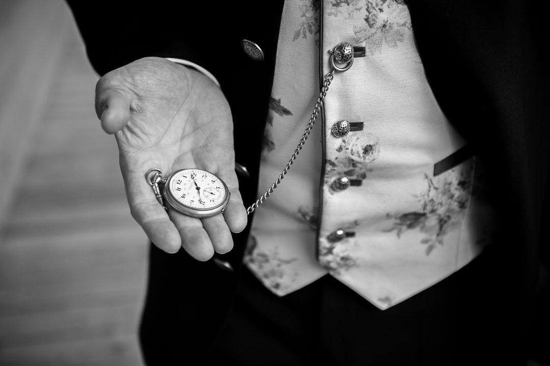Taschenuhr von Bräutigam