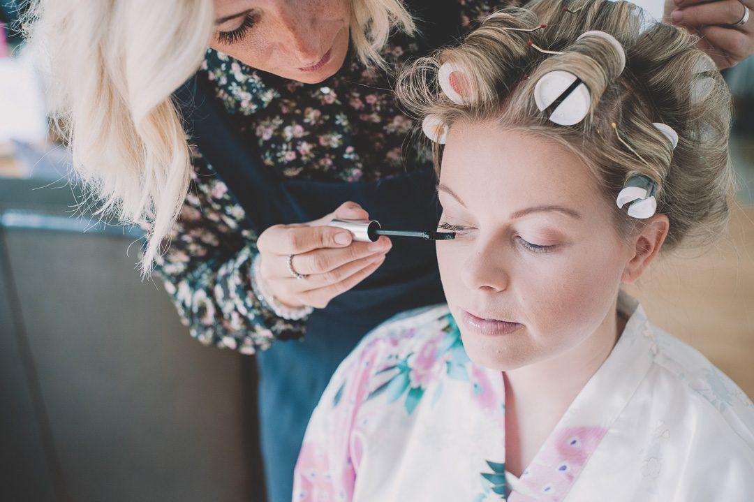 Braut Makeup und Styling Sabrina Löring