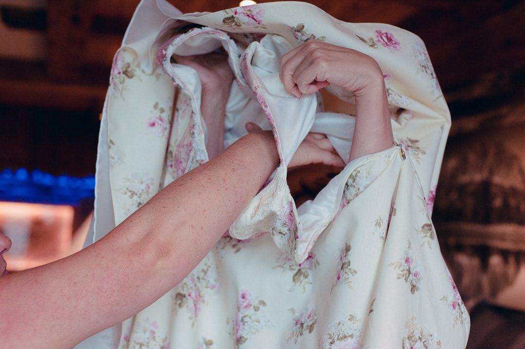 Tian Van Tastique München Hochzeitskleid