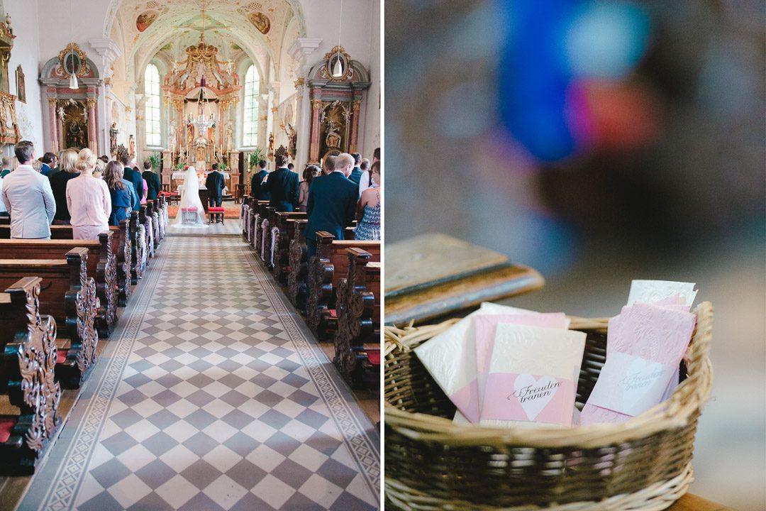 Kirche auf Schloss Illereichen