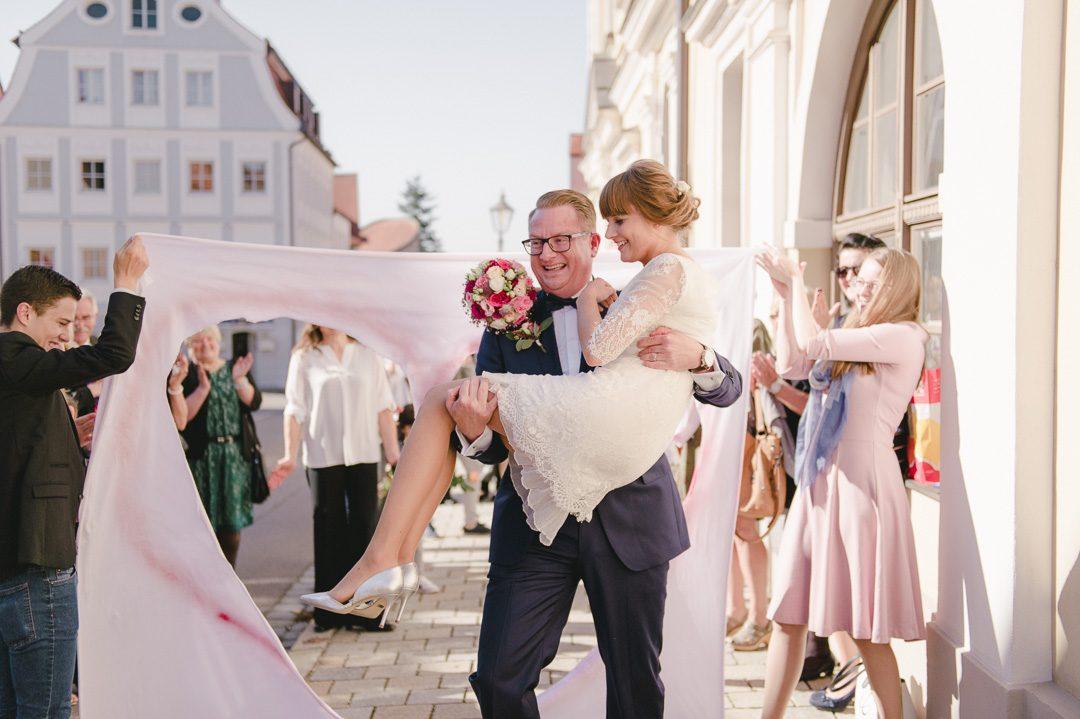 Hochzeit Standesamt Friedberg Bayern