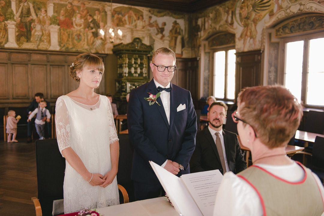 Heiraten im Standesamt Friedberg Bayern