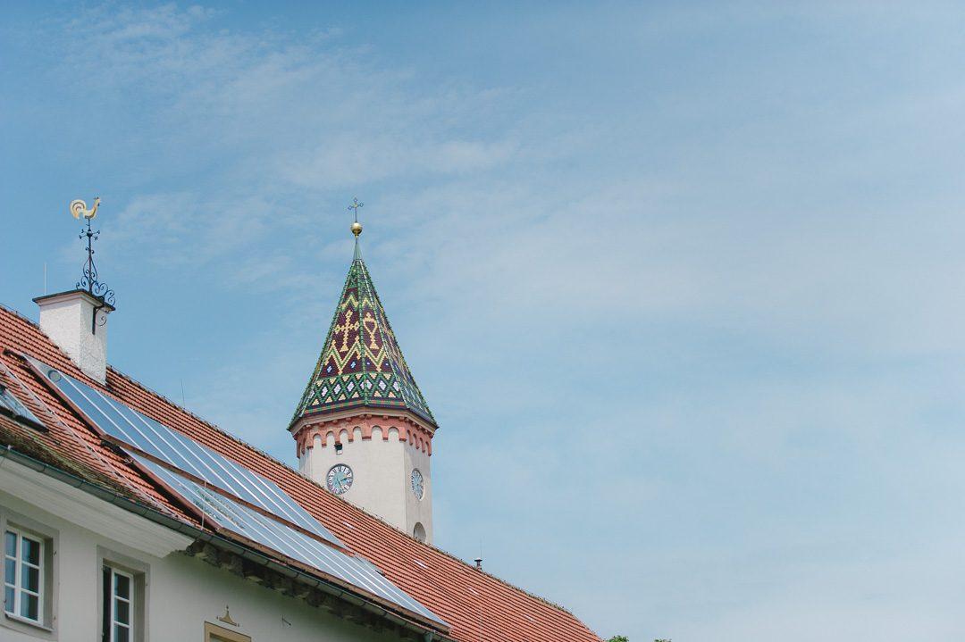 Hochzeitslocation Schloss Illereichen