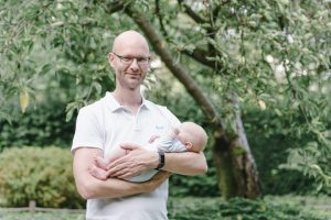 Baby Fotoshooting mit Petsy Fink in Augsburg