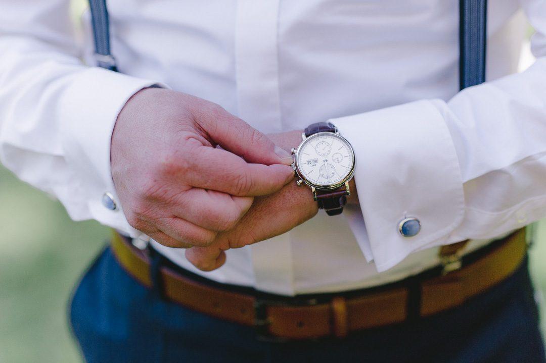 JWC Uhr als Hochzeitsgeschenk
