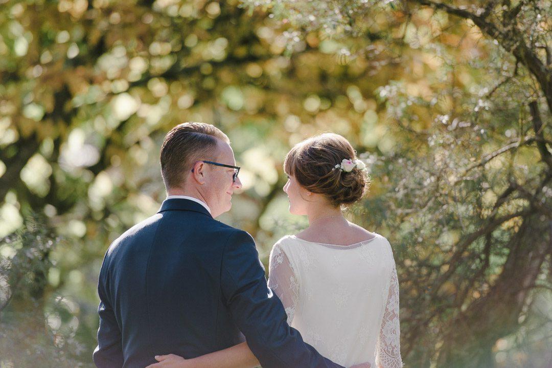 Paarfotos bei Hochzeit von Petsy Fink Augsburg