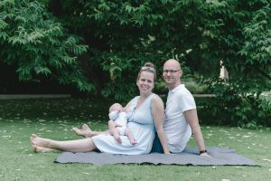 Babyshooting mit Familienfotograf Petsy Fink Augsburg