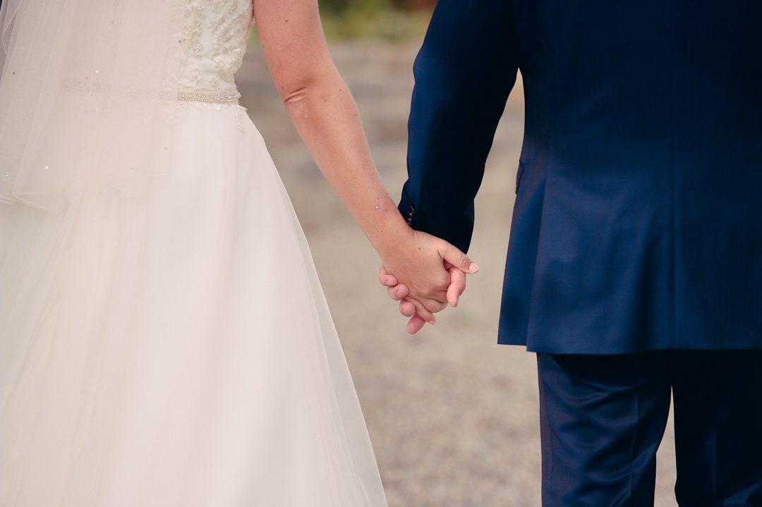 Hochzeitsbild Hände Friedberg Bayern