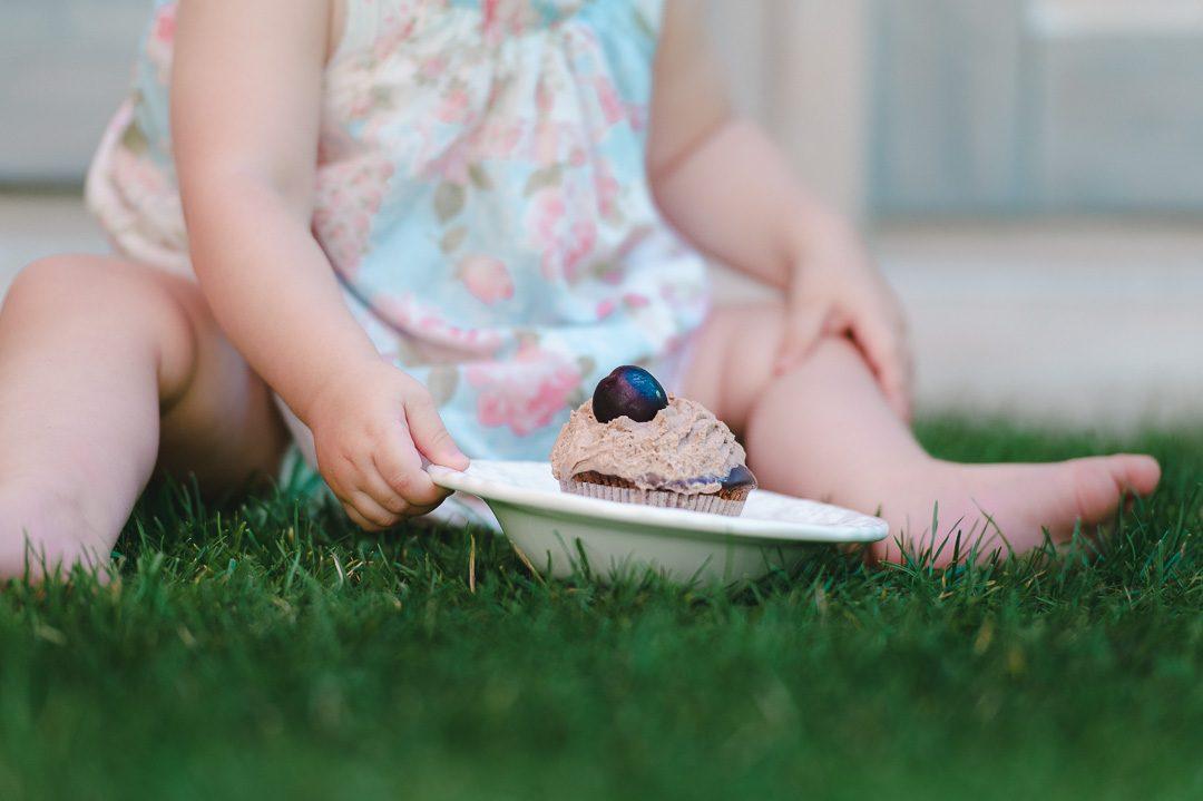 Muffins zum Kindergeburtstag