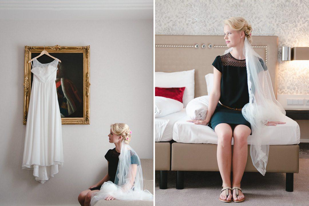 Brautkleid von La Promesse Königsbrunn