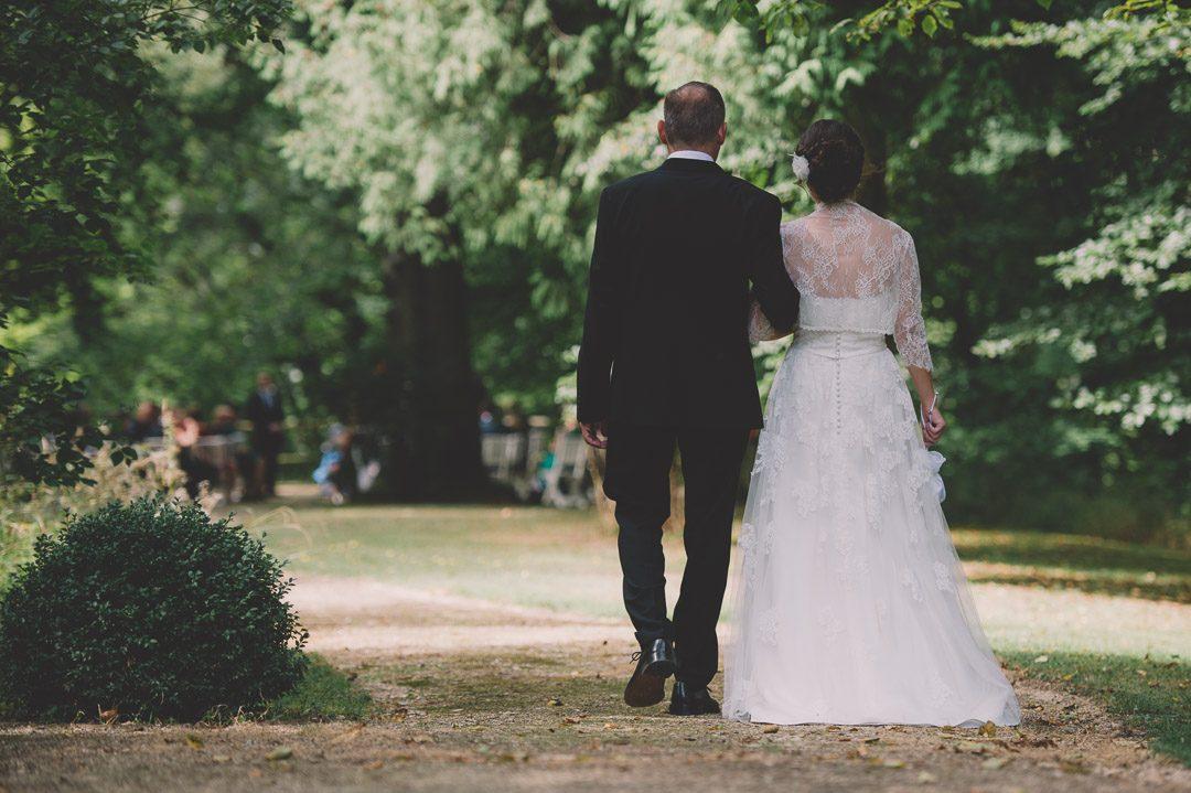 Standesamtliche Trauung im Freien Hochzeitslocation Burgwaldhof Neuburg a.d.Donau