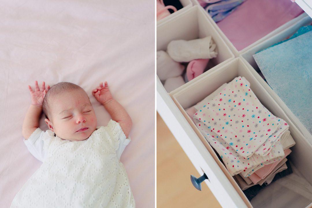 Kleidung für Baby Mädchen