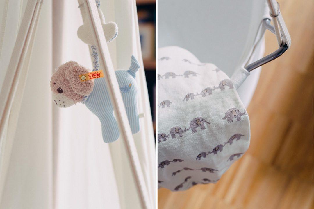 Steiff Teddy für Baby