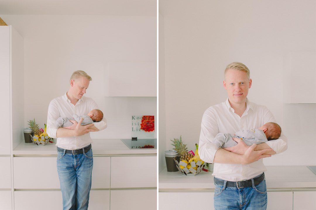 Babybilder zuhause von Babyfotograf Petsy Fink in Landsberg am Lech