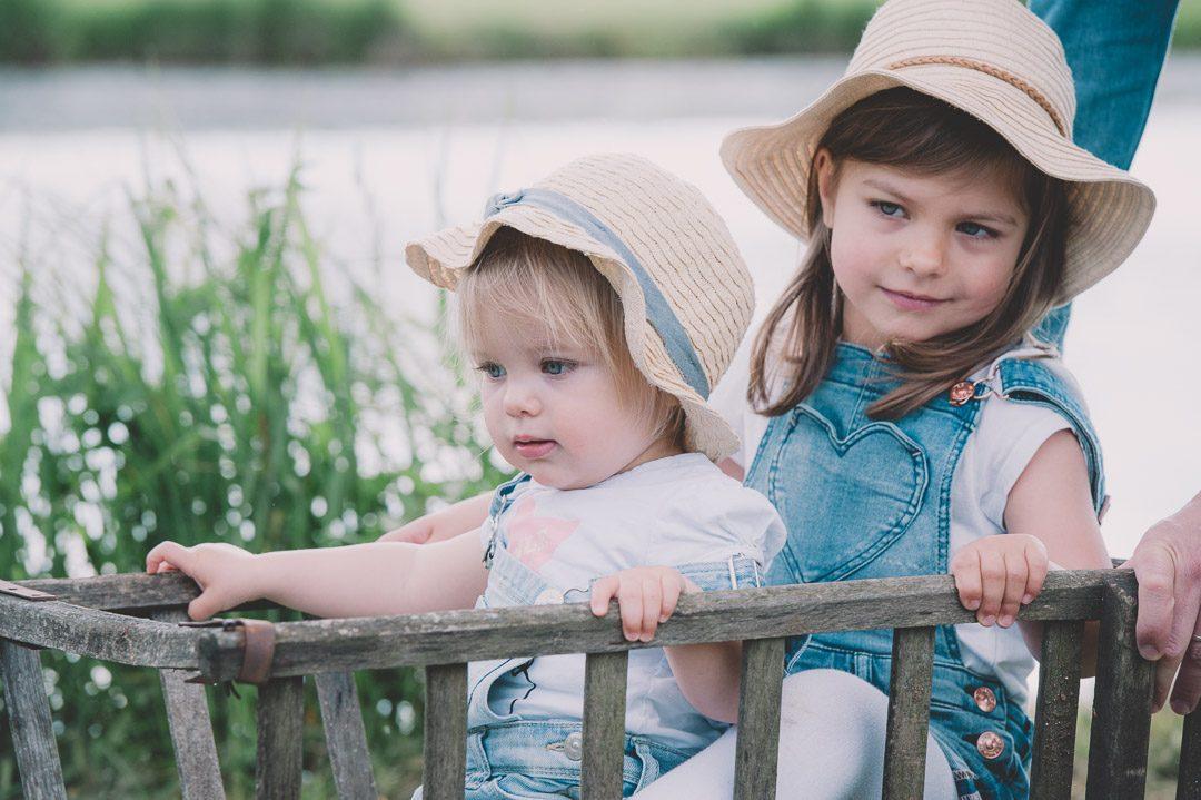 Strohhüte für Mädchen