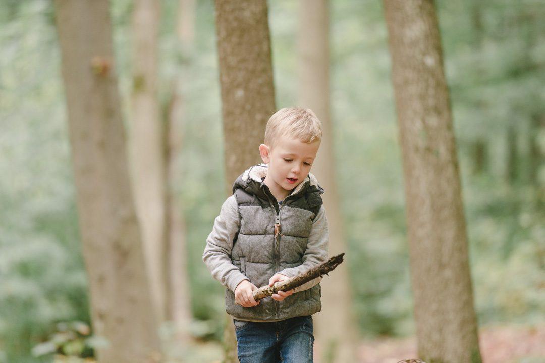 Kinderbilder von Petsy Fink im Augsburger Stadtwald