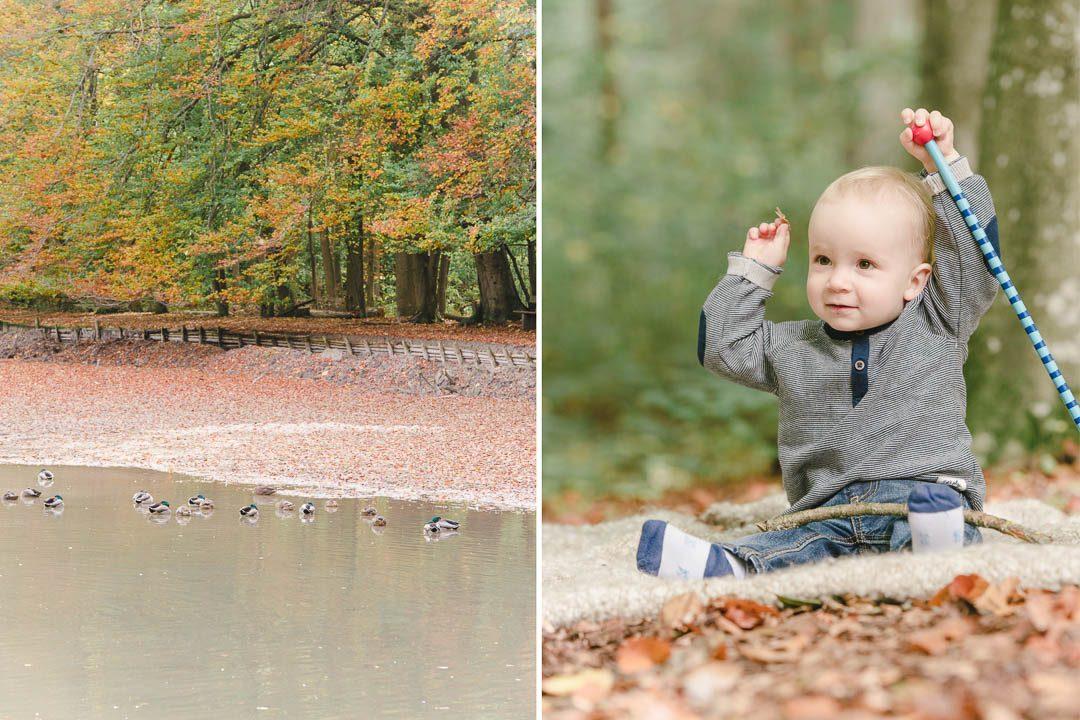 Kleinkind bei Fotoshooting in Augsburg mit Kinderfotograf Petsy Fink