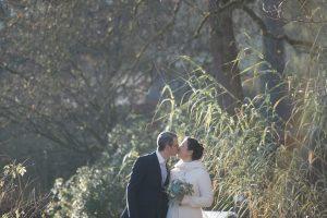 Heiraten im WInter Styling