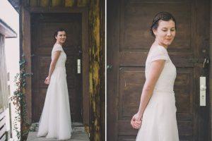 Brautfotos im Regen am Ammersee