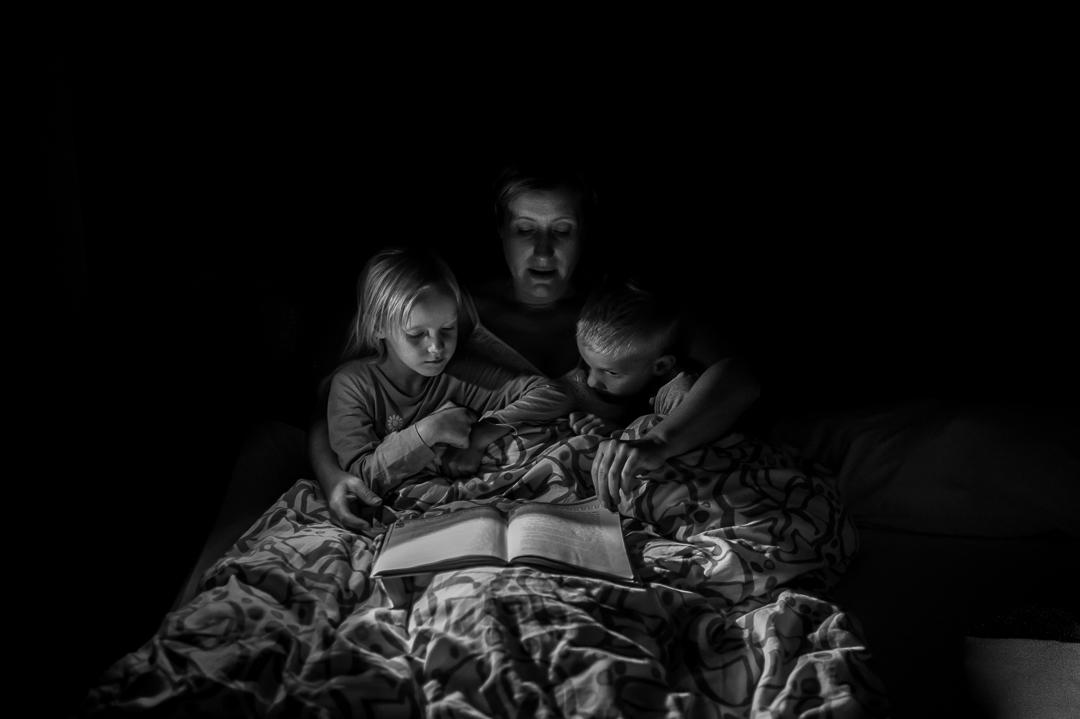 Gruselige Gute Nacht Geschichten