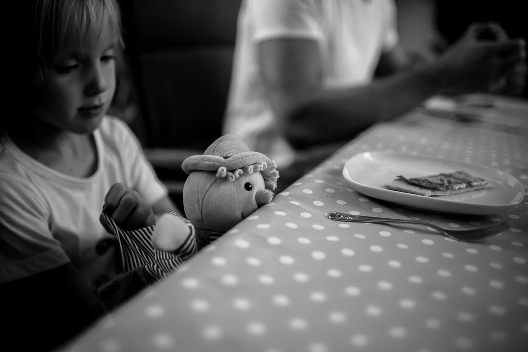 Tischmanieren für Kinder