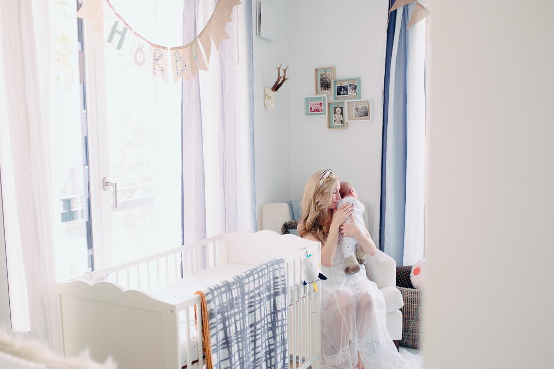 Kinderzimmer Interior für Babyzimmer