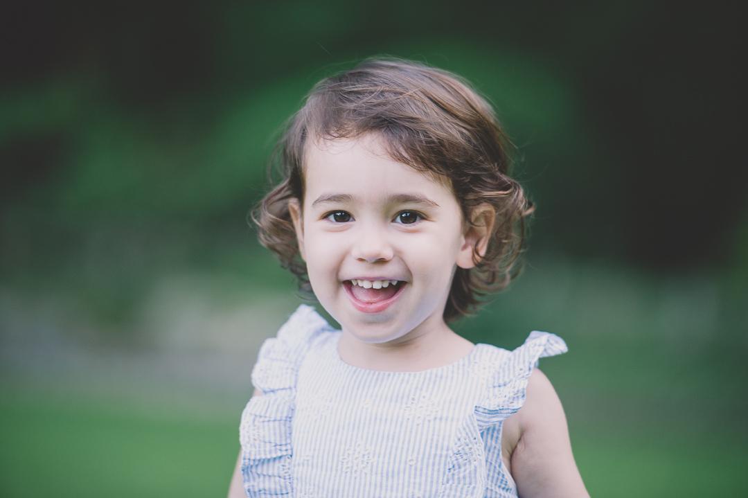Rüschenkleid für kleines Mädchen