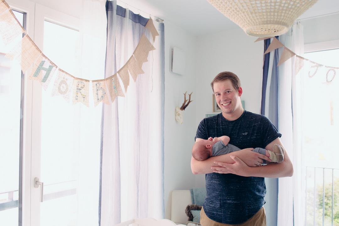 Kinderzimmereinrichtung für Baby